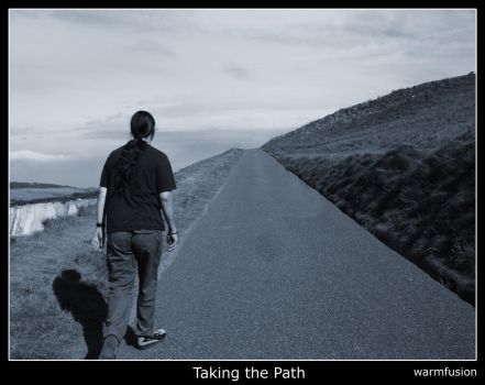Taking The Path by warmfusion