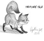 The three foxes' tale by Xyncomix