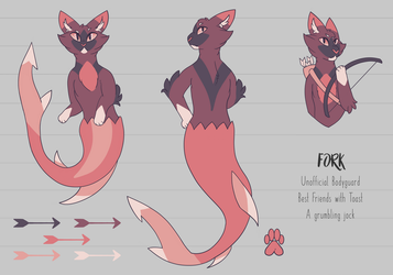 Fork Ref by CupOfChamomile