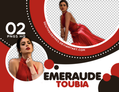 Png Pack 3644 - Emeraude Toubia by southsidepngs