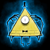 Gravity Falls - Bill Cipher by Ryunis