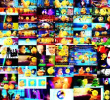 The Emoji Movie Collage by Gumball1999
