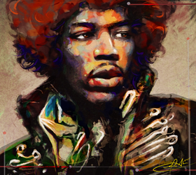 Hendrix by OzynO