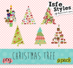 Christmas tree pack by Isfe