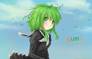 Gumi by Nushanna