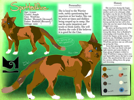Spottedfire Reference Sheet 2016 by Spottedfire23