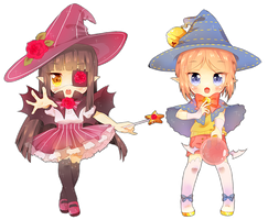 witches by kaeryi