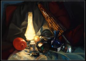 Study: still life 5 by Tsabo6