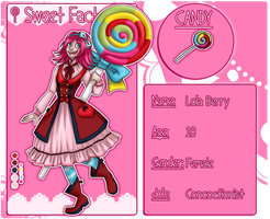 Sweet-Factory App - Lola by IneMiSol