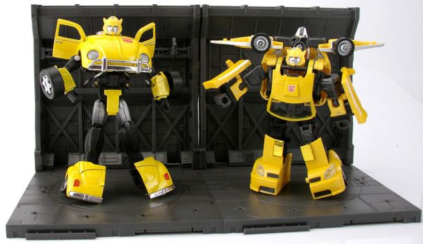 The Bumblebees by alienspawn