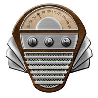 Art Deco Radio - Music Player by Mechanismatic
