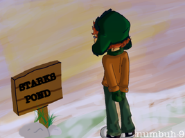 At Starks Pond.. by Numbuh-9