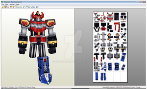 W.i.P - Summon The zords! by Zeltrax987