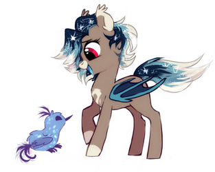 you are cute little ball of feathers! by MirtaSH
