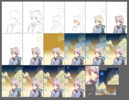 CE step by step by ReversedClock