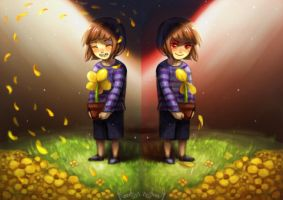 Undertale by Roadccan