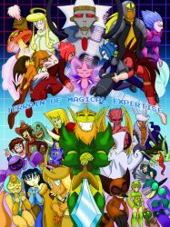 TOME: Finale Poster by Kirbopher15