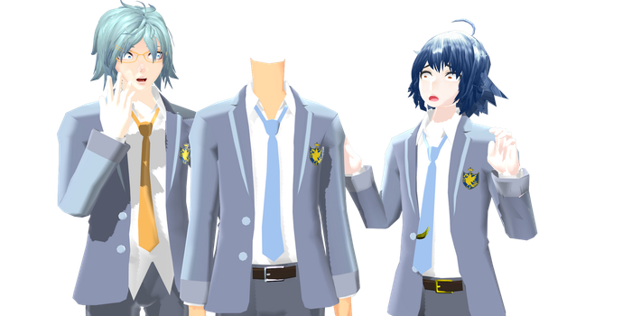 Male St. Pigeonation's Uniform - Download by Lumialle