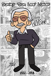 Stan Lee by Zal001