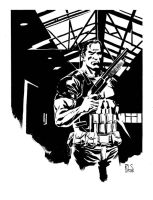 Punisher by ronsalas