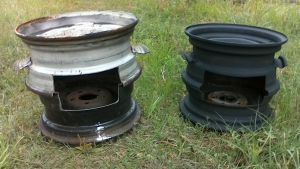 Outdoor stoves by SeurAaron