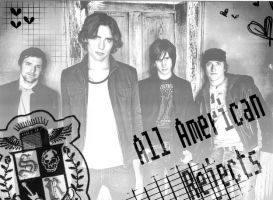All AMerican Rejects by gem002