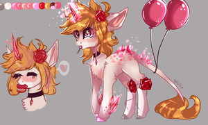 MLP Custom for watermelon-adopt by KawaiiCaniball