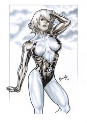 Power Girl by Bambs79