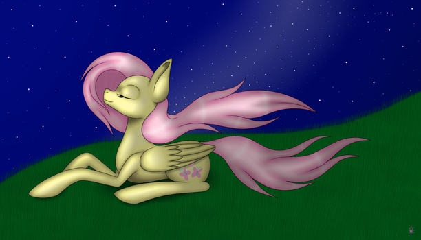 Beautiful night for me by Margo24