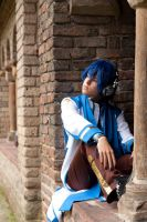 Kaito: Staring into the Blue by XinHun