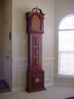 Tall Case Clock by woodizgood