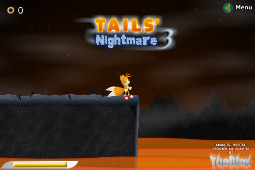 Tails' Nightmare 3: Screenshot 6 by TheBlox