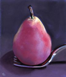 red pear by classina