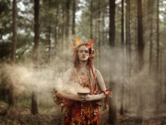 Lughnasadh by TheFoxAndTheRaven