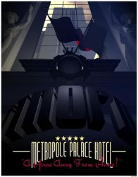 The Metropole by stefanparis