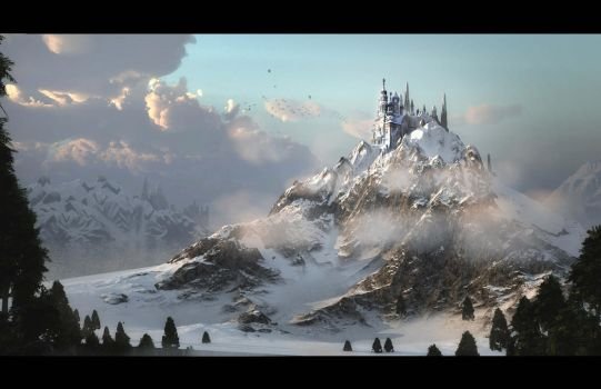 Mountain Retreat Speed Concept 3 Hours. by Joseph-C-Knight