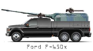 Ford F-650x Armed by Lord-Malachi