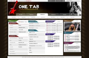 One Tab Profil by DeKey-s