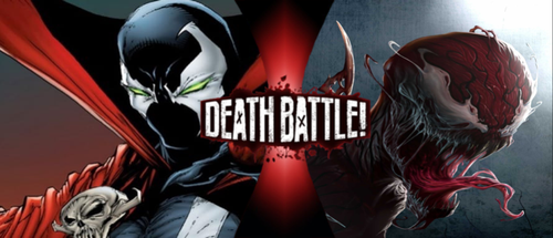 Carnage VS Spawn DEATH BATTLE by STRRRWBY