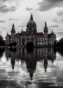 Town - hall. by PassionateLovestory