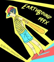 NESS -- EARTHBOUND by Eeveetachi