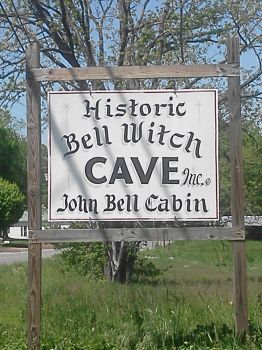 Bell Witch Cave by Orion12212012