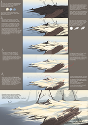 Natural Background tutorial and tips by WildEllie