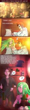 Error and the Cactus: Page 1 of 3 by delicateblood