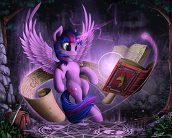 Twilight Sparkle by Yakovlev-vad