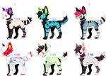 :SET PRICE: Canine Adopt Pack :SOLD: