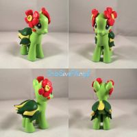 Bellossom MLP Ponymon by ChibiSilverWings