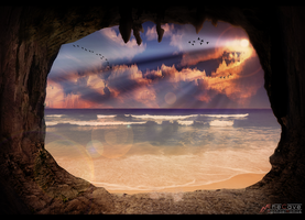 The Cave by RaphaellR