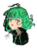 Day 170 Tatsumaki by TomatoStyles