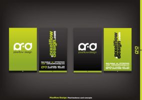 pfd business cards v3 by crezo